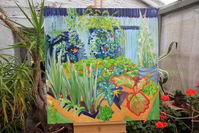 Janet Lance Hughes, 'Kitchen Garden ', 2019