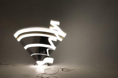 Uwe H. Seyl, 'LIGHT-PERFORMANCE', 2013
