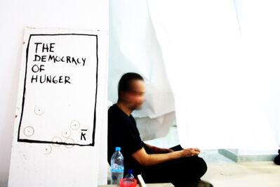 Giorgos Kakanakis, 'The Democracy of Hunger', 2010