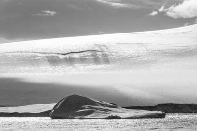 Leonard Sussman, 'Tabular Icebergs and Glacier, Tabarin Peninsula, Antarctica', 2018