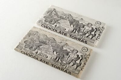 Pere Noguera, 'Untitled [CHOCOLATE TORRAS]', 1975