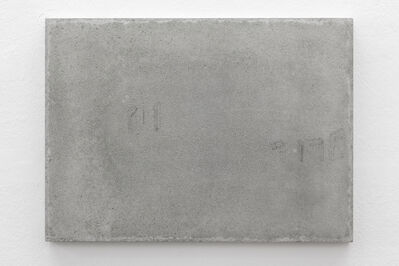 Toni Schmale, 'Untitled (ach ach ach!)', 2018