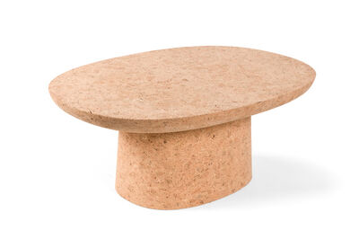 Jasper Morrison, 'Cork Low Table', 2019