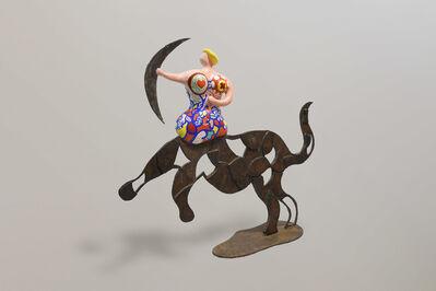 Niki de Saint Phalle & Jean Tinguely, 'Sagittaire/Rider', 1930-2002