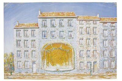 René Magritte, 'L'École buissonnière', 1946