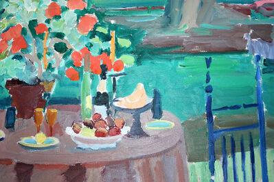 Joseph O'Sickey, 'Blue Chair', 1978