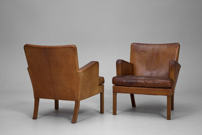 Kaare Klint, 'Pair of Armchairs, Model no. 5313', ca. 1940