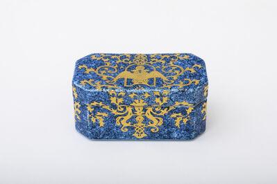 Yuki Hayama, 'Memory Box: Imperial Gift of an Iznik Blue I ', 2019