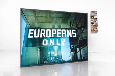 Paweł Kowalewski, 'Europeans Only', 2012