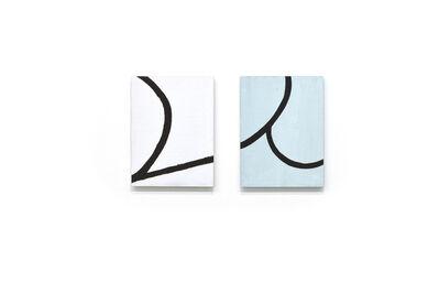 Clytie Alexander, 'Two Color/No Color', 2020