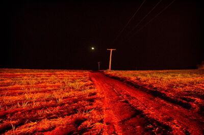 Francesco Zizola, 'Red Pole (Chega de saudade)', 2010