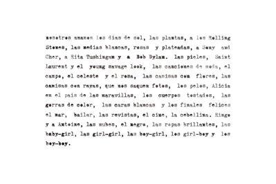 Delia Cancela, 'Manifiesto', 1966