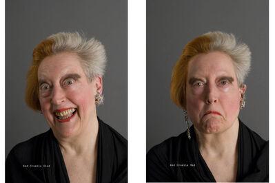 Martha Wilson, 'Red Cruella', 2010