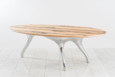 Alex Roskin, 'Alex Roskin, Trois Jambes Dining Table, USA', 2020