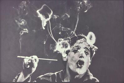 Monique Jacot, 'Dimitri, theatre Fauteuil, Bale', 1962