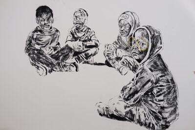 Nelson Makamo, 'Koro (Council Sitting) ', 2017
