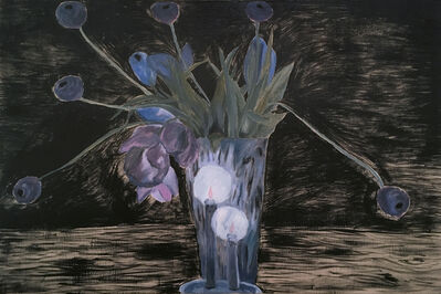 Srijon Chowdhury, 'Two Candle Bouquet', 2017