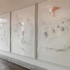 Jorinde Voigt, 'Interhorizontal Nexus (Kiev 1-7) Berlin', 2010