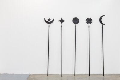 Luis Romero, 'Spears', 2013
