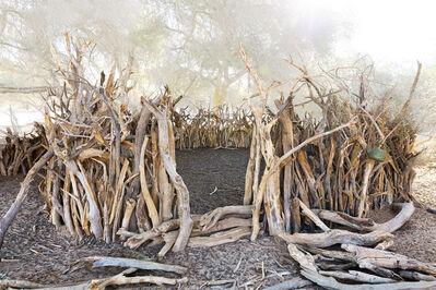 Jacques Pugin, 'Sacred Site # 299 Tchad', 2001-2014
