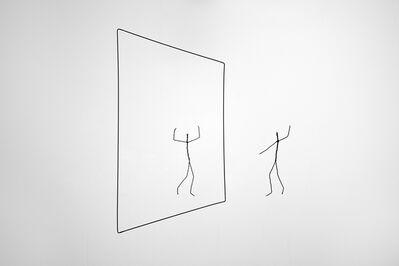 Markus Raetz, 'Szene', 2008
