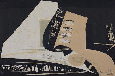 Ceri Richards, 'Hammerklavier', 1959
