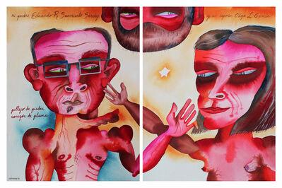 Eduardo Sarmiento, 'Eduardo Sarmiento Sanchez & Olga L. Garcia - My Father & His Wife', 2012