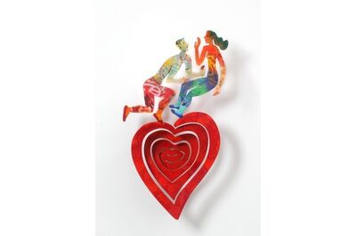 David Gerstein, 'Moving Heart', 2011