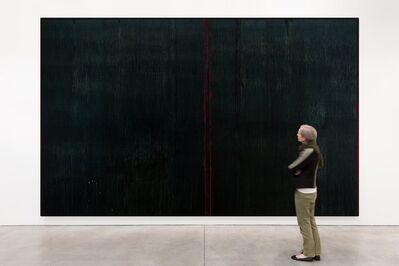 Pat Steir, 'The Dark', 2007