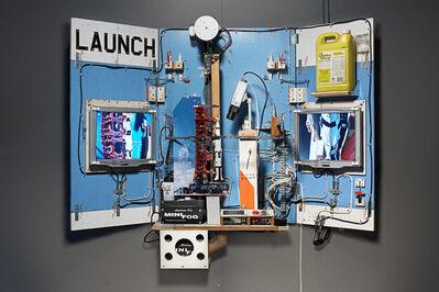 Tom Sachs, 'Launch', 2010