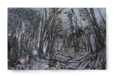 David Raffini, 'Czarne làs', 2016
