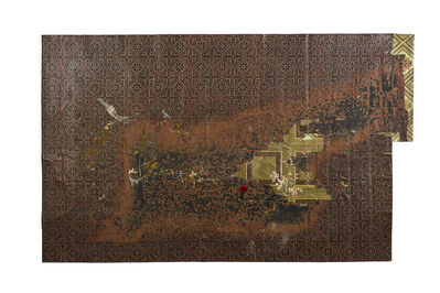 Igshaan Adams, 'Antie se voorkamer tapyt', 2010