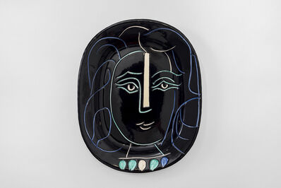 Pablo Picasso, 'Woman's Face (Visage de femme)', 1953