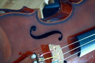 Cynthia Mahler, 'Violino II'
