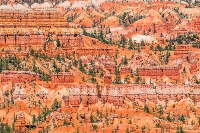 Zoe Wetherall, 'Bryce Canyon, (dye sublimated aluminum', ca. 2018