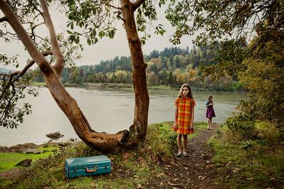 Holly Andres, 'Drift - Elk Rock Island', 2015