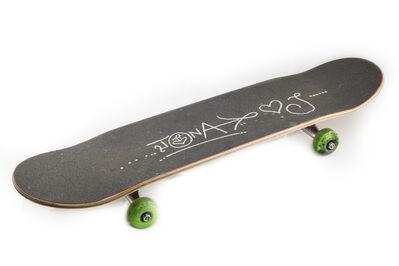 Jona Cerwinske, 'Skateboard'