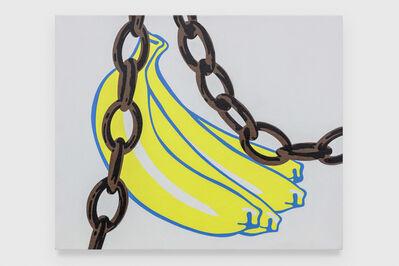 Jebila Okongwu, 'Four Bananas (study)', 2019