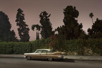 Gerd Ludwig, 'Sleeping Car, Van Ness Avenue', 2012