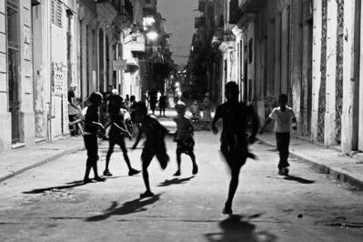 Steve Schlackman, 'Ninos de la Calle 2'
