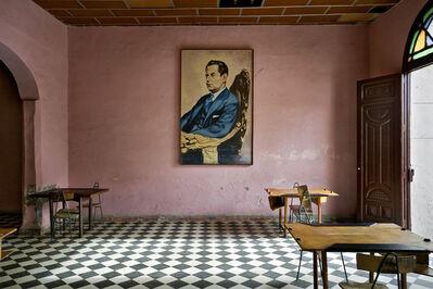 Jeffrey Milstein, 'Chess Parlor Interior, Camaguey Cuba', 2005