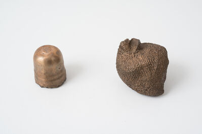 János Fodor, 'Dickmann's (left), Heart (right)'