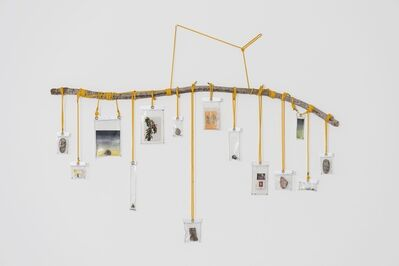 Daniel Lie, 'Memory Stick ou Pau de Memória', 2015