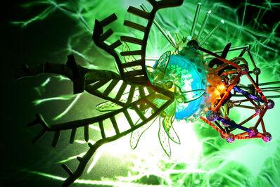 dNASAb, 'Genetics Lite Show #3', 2008