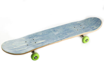 Jona Cerwinske, 'Skateboard', 2014