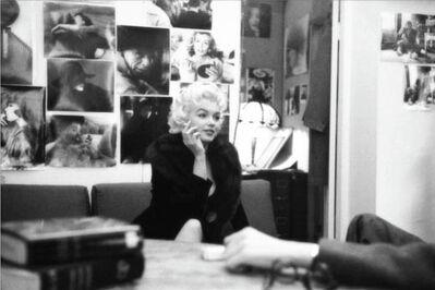 Milton H. Greene, 'Marilyn Monroe, Dressing Room'