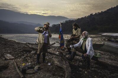 Fernando Gutierrez Huanchaco, 'la Chucha Perdida de los incas', 2015-2016