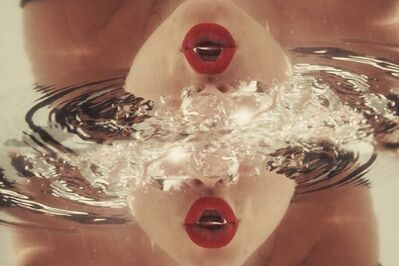Tyler Shields, 'Submerged Mouths', 2013