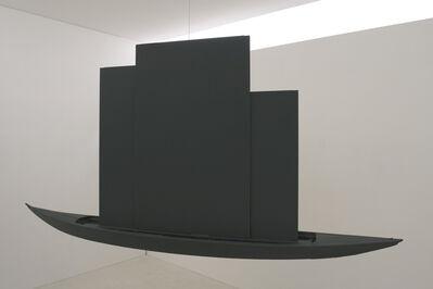 Claudio Parmiggiani, 'Caspar David Friedrich', 1989
