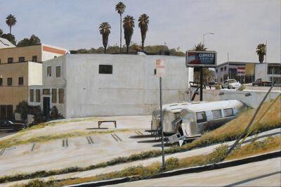 Suong Yangchareon, 'Backlot Airstreams', 2007